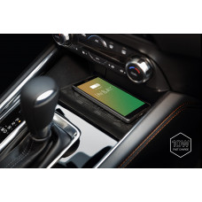 MAZDA CX-5 (2018-UP) Wireless Charging compartment 10W Fast Charge