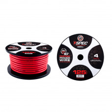 4 AWG Power Wire - V10 Series