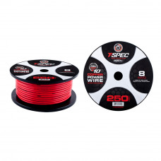 8 AWG Power Wire - V10 Series